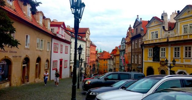 Prague - one of the most beautiful cities in world
