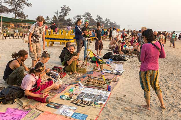 ArambolFleaMarket - India Through the Eyes of a South African
