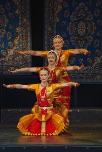 Different forms of dance in India
