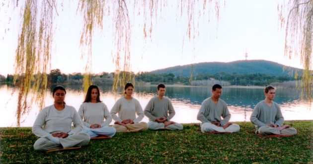 Falun Dafa Meditation (Exercise N0. 5)