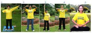 Falun Dafa Exercises